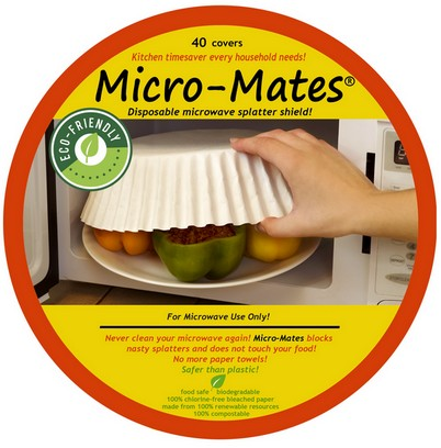 Mirco Mates Non Cancer causing foodcovers for cooking in Microwave